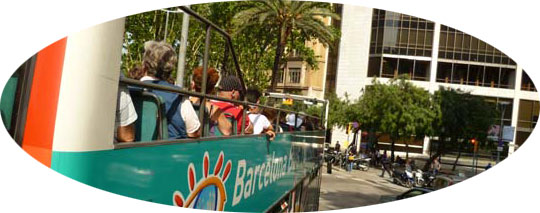 Barcelona Bus Turistic - hop on hop off